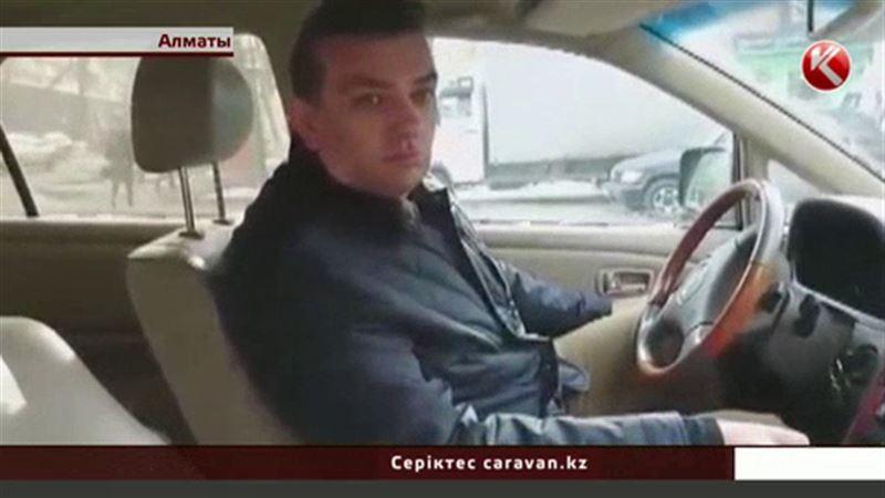 Алматыда жол ережесін бұзып дауға қалған дипломат жылдық сыйақысынан айырылды
