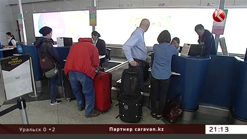 Воровство в казахстанских аэропортах возмутило общественность