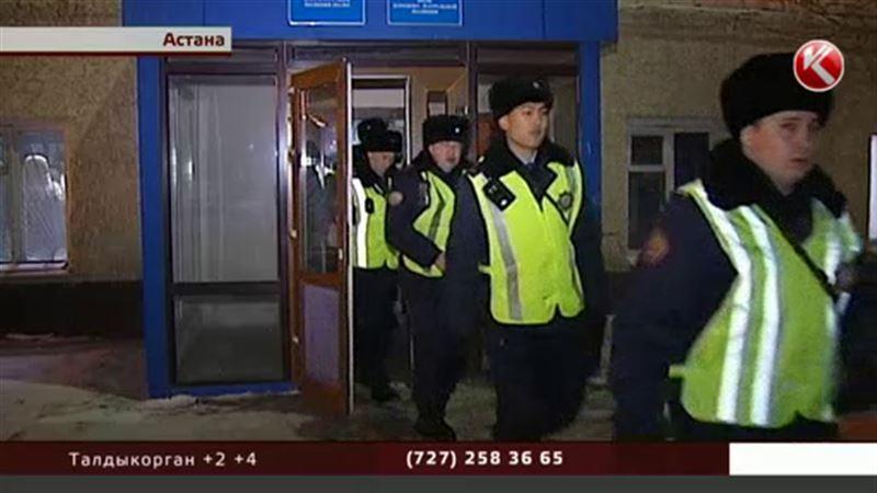 Личный состав столичного ДВД Астаны будет патрулировать улицы