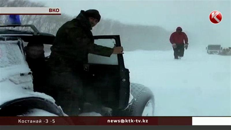 В ВКО из-за лавин закрыты все трассы