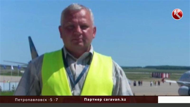 Покончил с собой заместитель начальника аэропорта Кокшетау