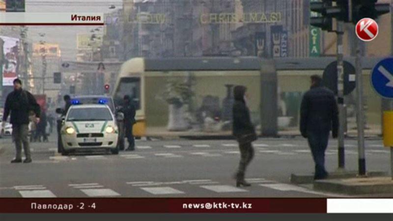 Жителям Милана запретили ездить на автомобилях