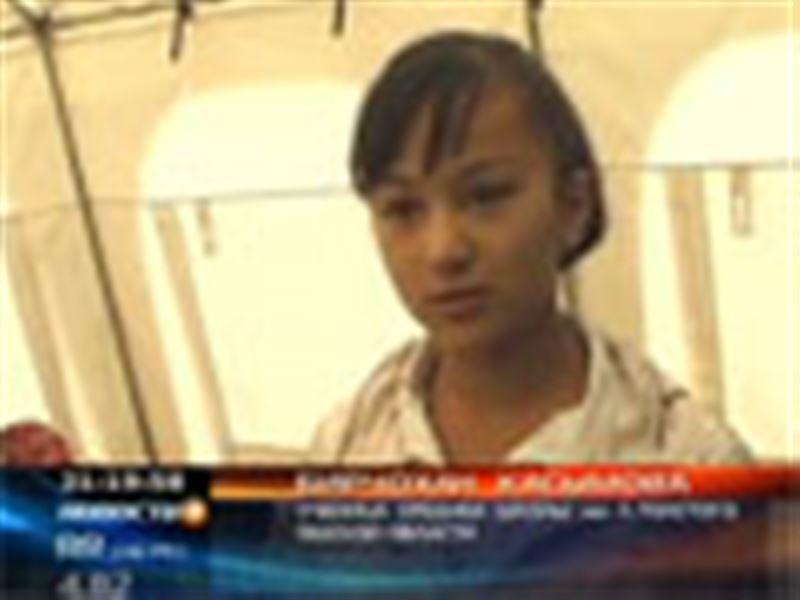 Школьникам на юге Кыргызстана зимой придется учиться в палатках