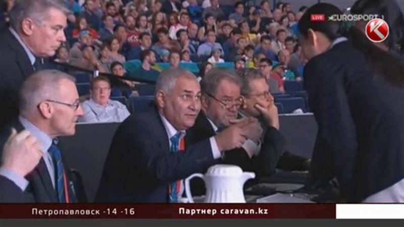 Олимпийских лицензий могут лишить всех казахстанских штангистов