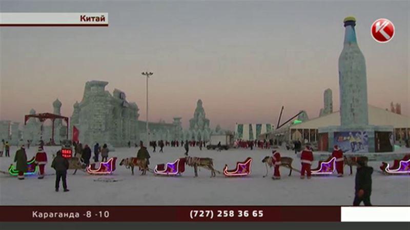 В Харбине праздник льда и снега