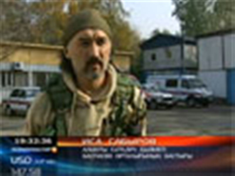 В Алматы три человека погибли под завалами земли