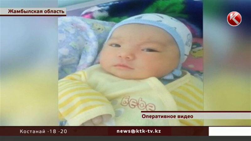 В Жамбылской области младенца нашли в выгребной яме