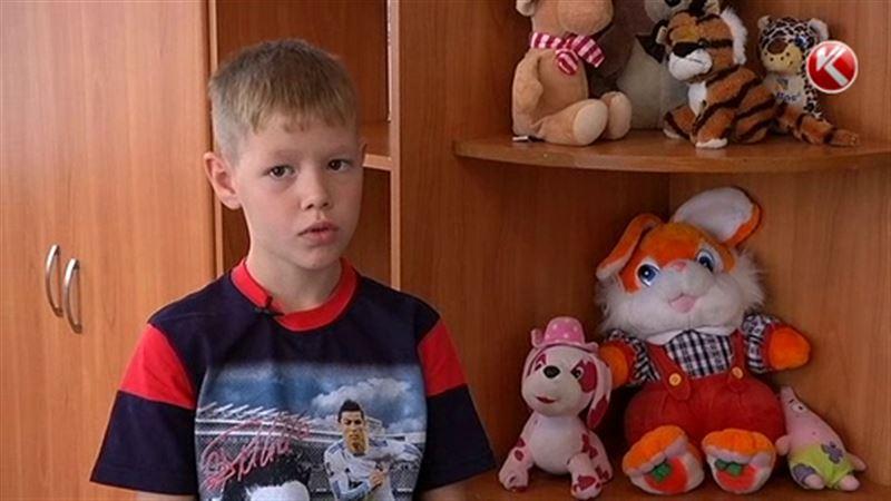 Кирилл, 10 лет