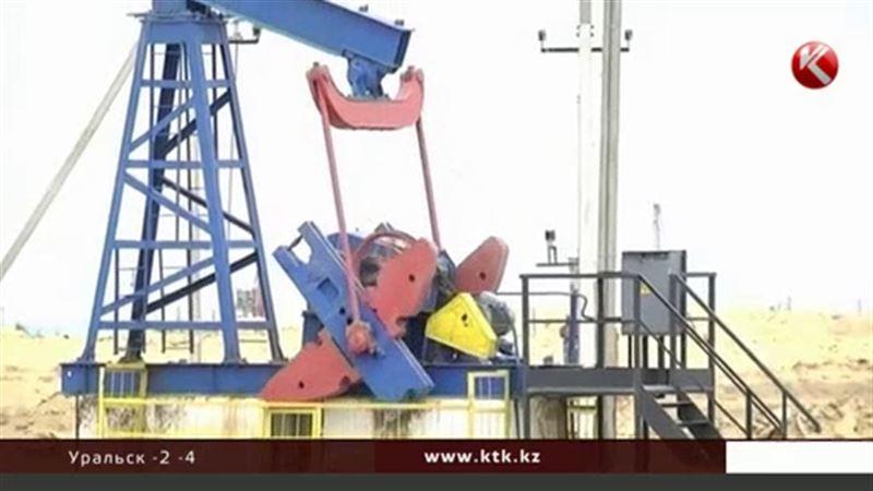 Падение цен на нефть топит тенге