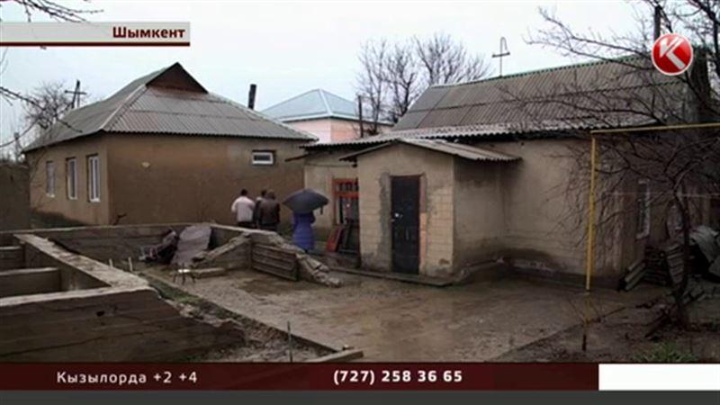 В Шымкенте могут провалиться под землю больше 200 строений