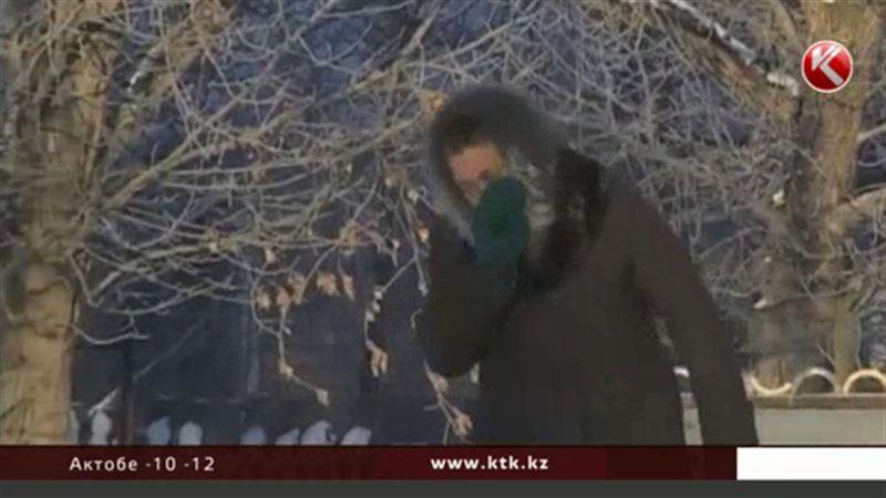 Казахстан ждут настоящие крещенские морозы