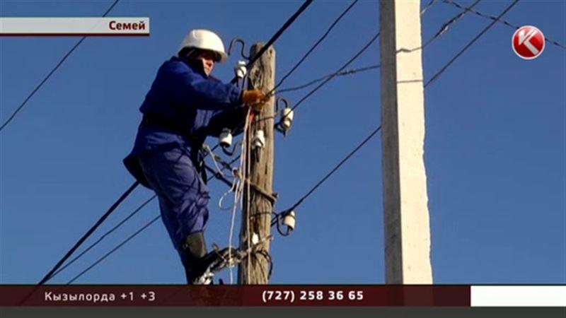 Поднять тарифы на электроэнергию собираются в Семее