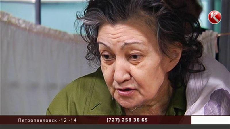 В Алматы ищут родственников потерявшейся женщины