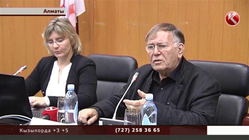 Архитектор, который изменит Алматы, предстал перед горожанами
