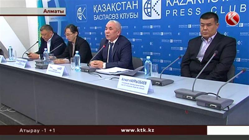 Члены Казахского общества слепых недовольны приговором бывшему начальнику