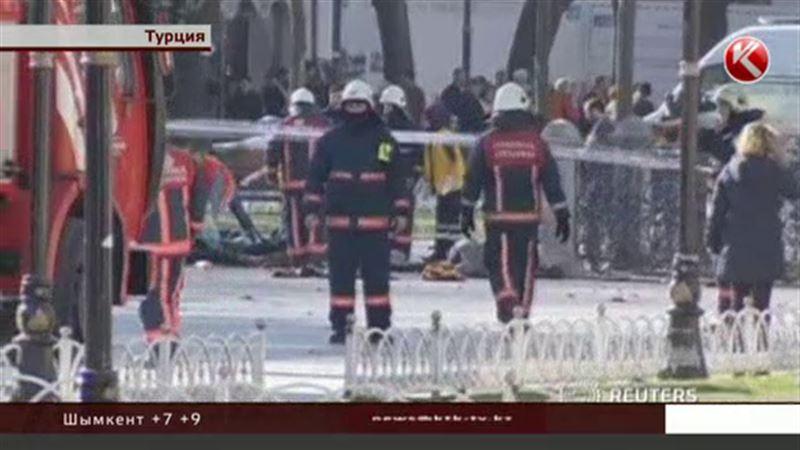 Назарбаев выразил соболезнование главам государств в связи с терактами в Стамбуле