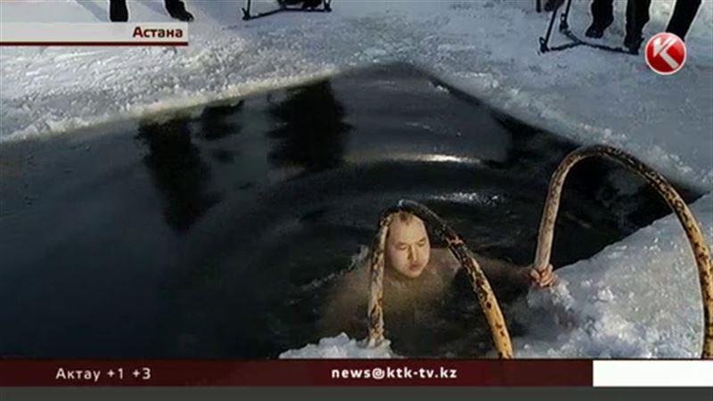 Страна готовится к массовым зимним купаниям