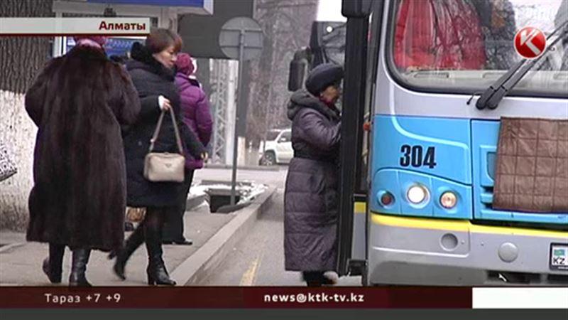 Алматинские водители автобусов отказались от забастовок