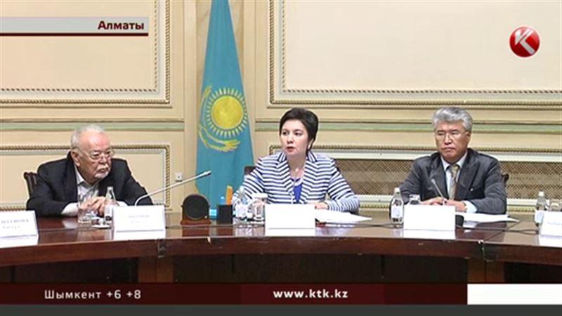 В Алматы вручали президентские стипендии