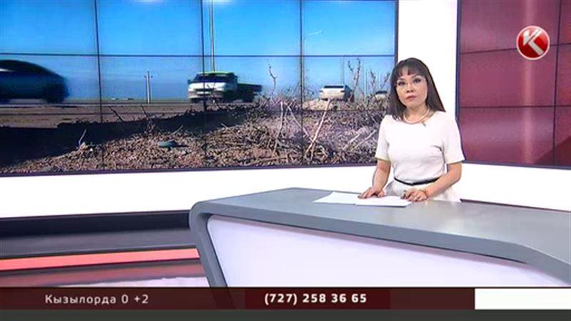 Неподалеку от трассы Актау – Атырау обнаружили тело младенца