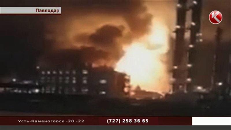 Павлодарские рабочие погибли в огне по вине предприятия