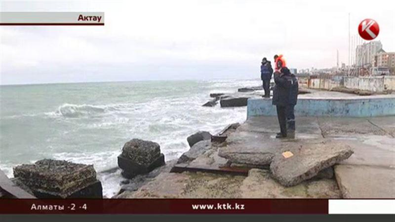В Актау жертвой крещенских купаний стал 25-летний парень