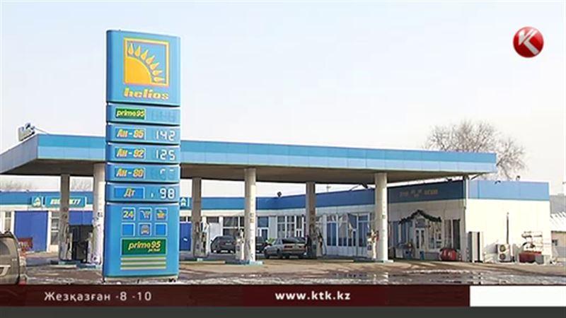Алматы облысында көлік жуатындар клиенттерінің машинасын айдап әкетіп апатқа түскен