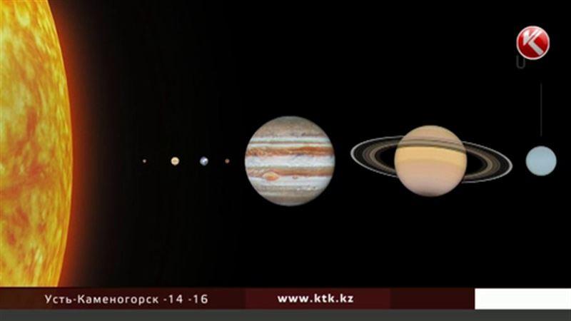 Американские ученые обнаружили в Солнечной системе девятую планету