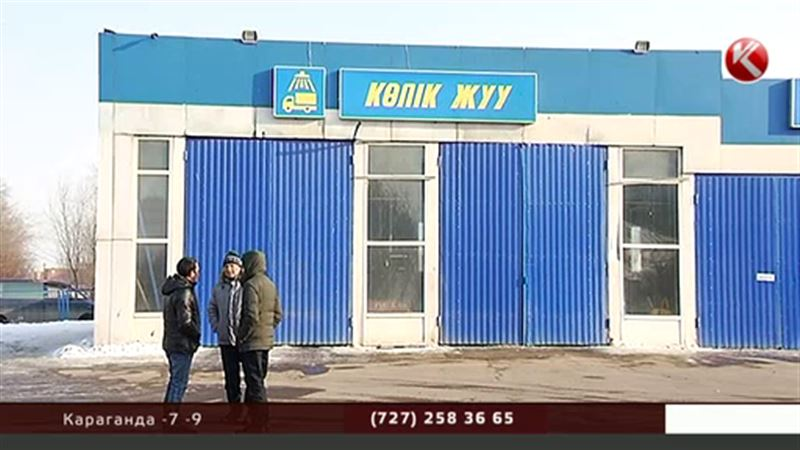 Житель Алматы утверждает, что сотрудники известной АЗС угнали его внедорожник