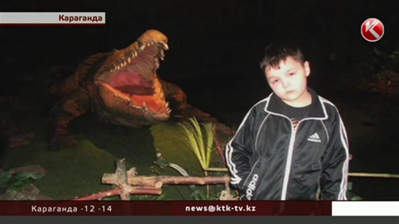 В Караганде 13-летний ученик выпрыгнул из школьного окна