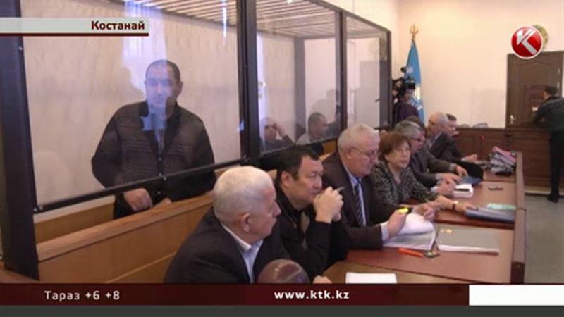 В Костанае начали судить экс-акима города