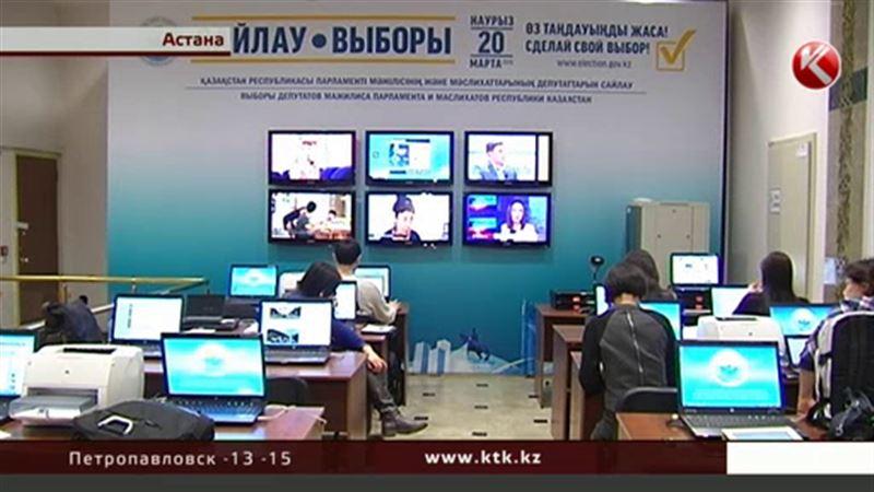 Про выборы снимут фильм, о расходах в Центризбиркоме умолчали