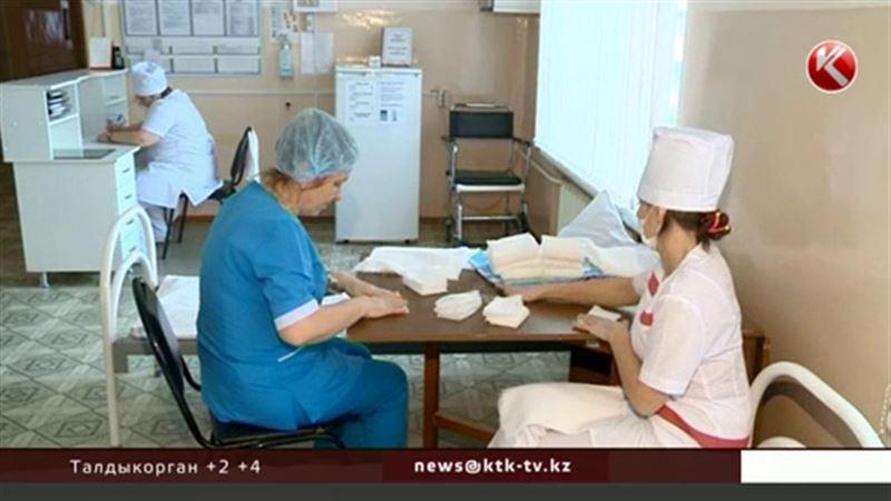 Санконтроля на границе с Россией нет, Казахстан готовится к эпидемии гриппа