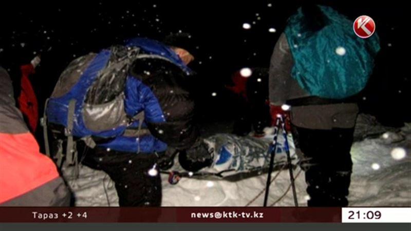 Спасателям все-таки удалось эвакуировать тело польского туриста