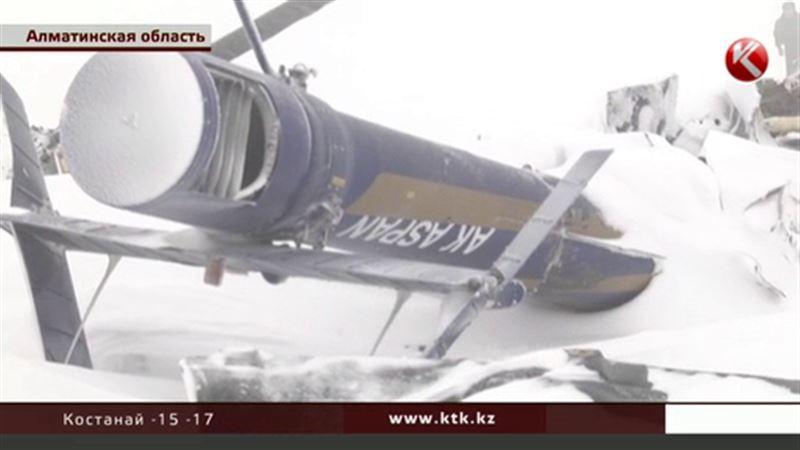 Пилот разбившегося вертолета совершал посадку на свой страх и риск