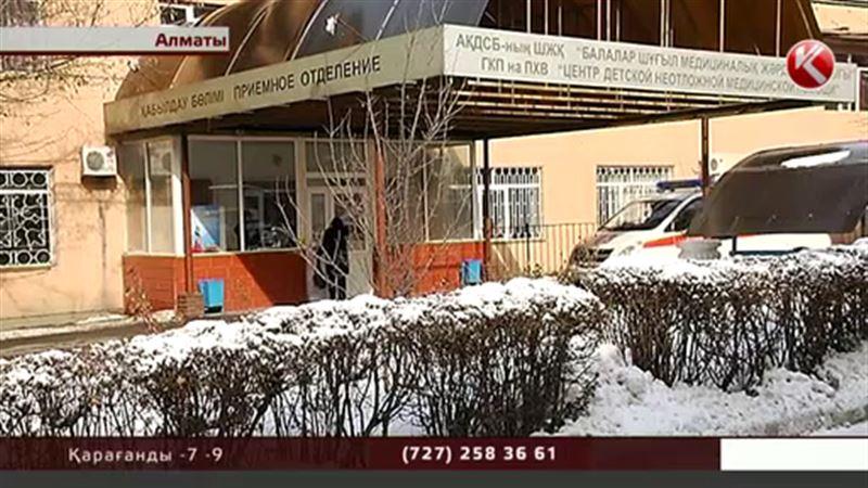 Алматыда оқушылардың газдан улануына ата-аналар мен мектеп басшылығы бір-бірін айыптады