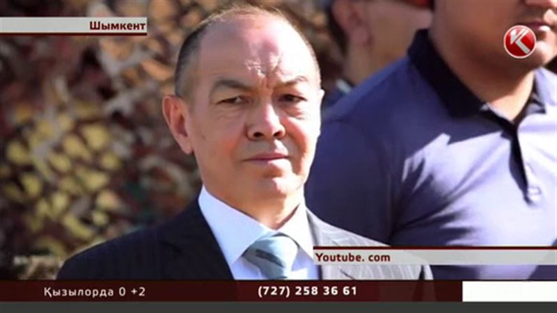 Шымкентте тұтқындалған танымал кәсіпкер Астанаға  жеткізілді