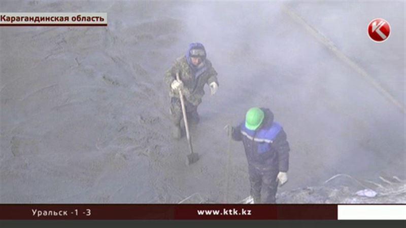В засушливом карагандинском регионе готовятся к паводкам