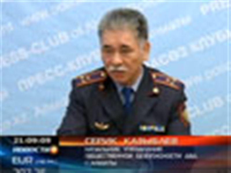 В Алматы закончился судебный процесс по делу обстрелянного яйцами оппозиционера