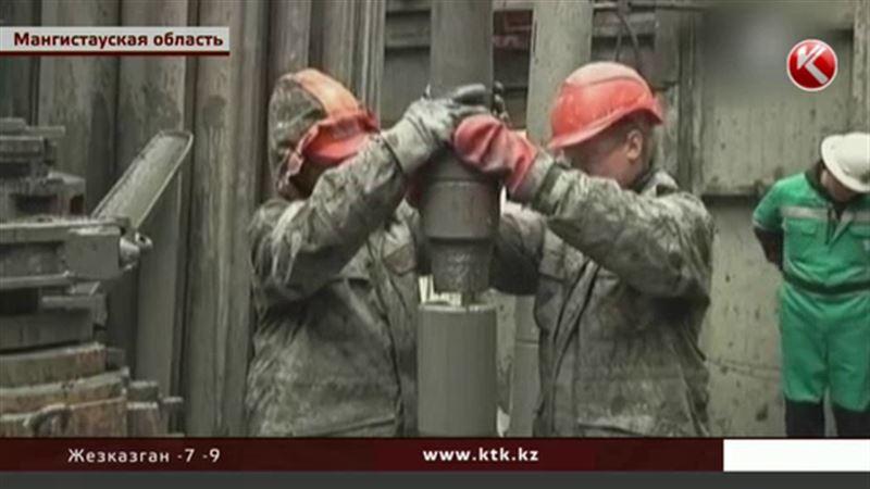 Мангистаусцы первыми ощутят на себе сокращение добычи нефти