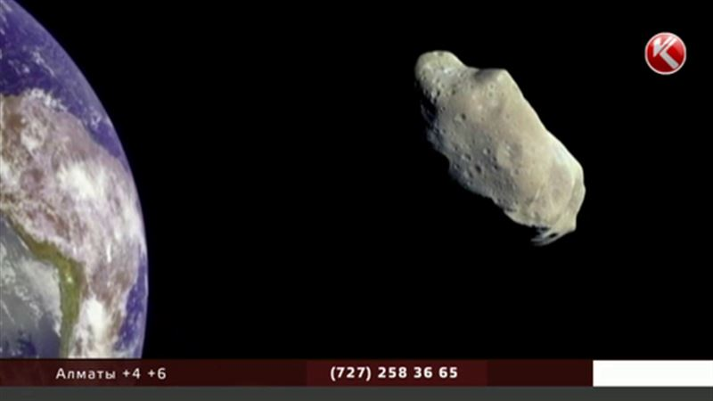 На Землю летит «брат» челябинского метеорита