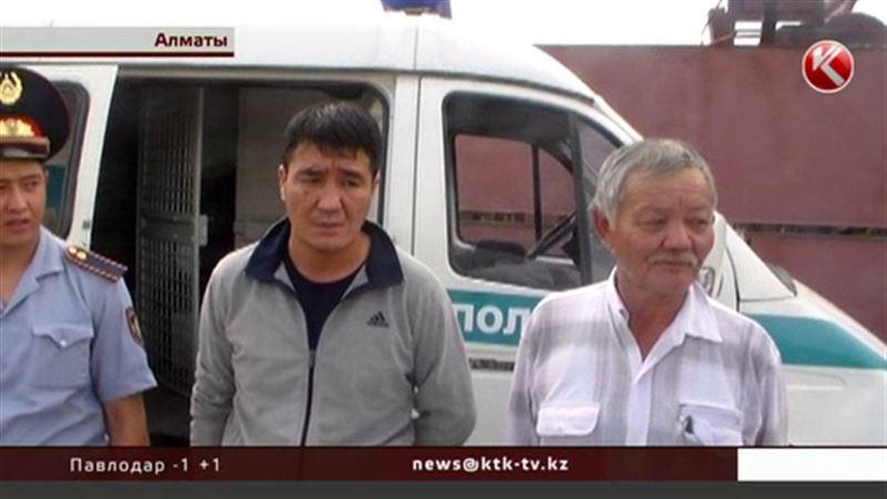 В Алматы вынесли приговор налетчикам, которые похитили крупную сумму