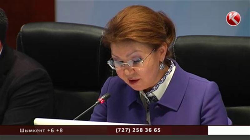 Назарбаева сравнила ЕНТ с походом на войну