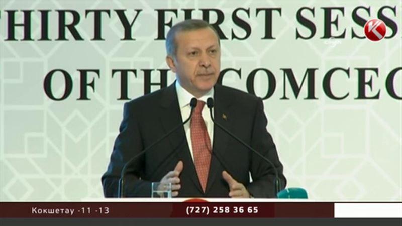 Эрдоган назвал Владимира Путина оккупантом
