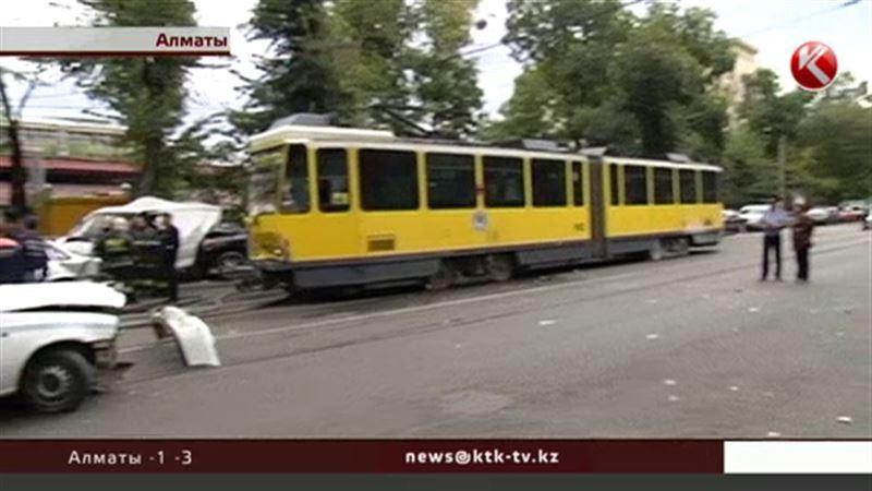 Алматыда трамвайлар қайта жолға шықпақ