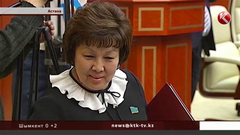 Казахстанские женщины не хотят в Парламент