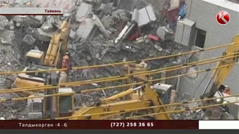 Число жертв землетрясения на Тайване возросло до 46 человек