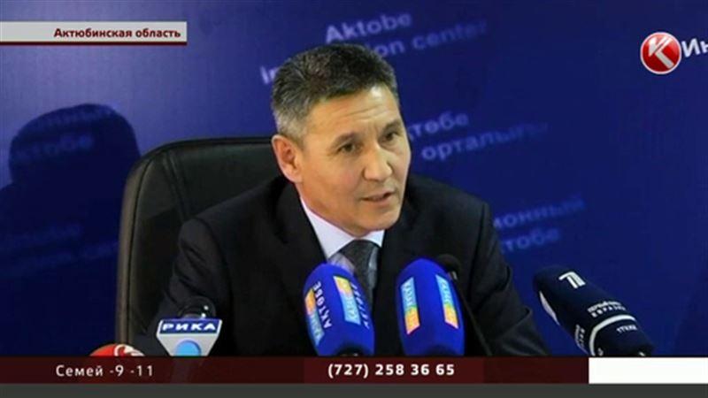 Актюбинский аким объяснил, почему его имя указано в предсмертной записке
