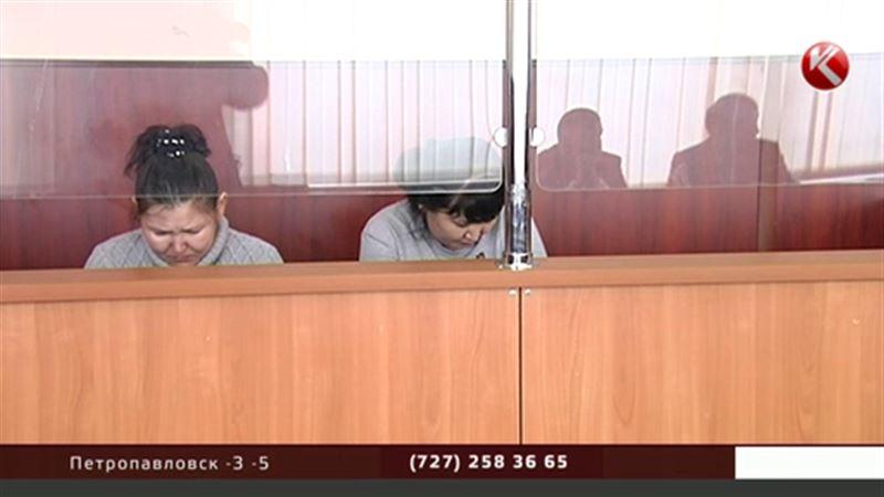 Пьяные алматинки, убившие четырехмесячную девочку, получили срок