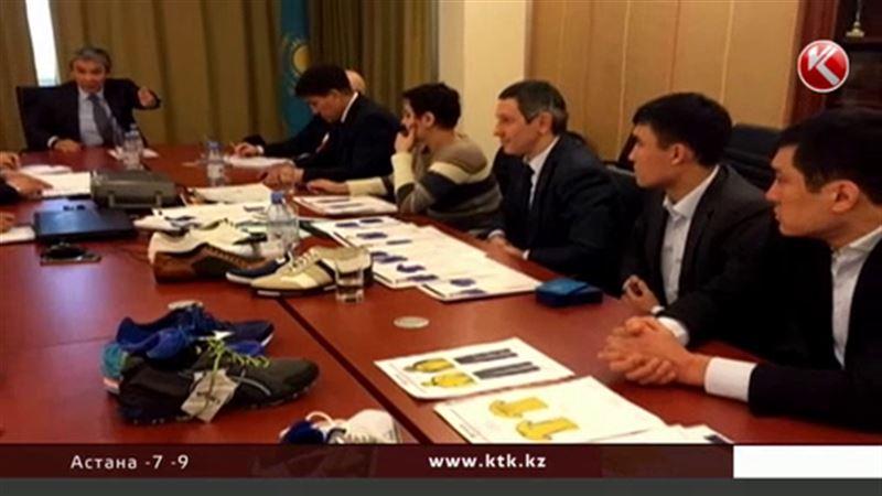 Одежду для казахстанских олимпийцев уже придумали